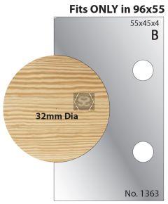 Whitehill 32mm Dowel Limiter 1363