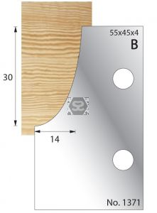 Whitehill 14mm Ogee Limiter 1371