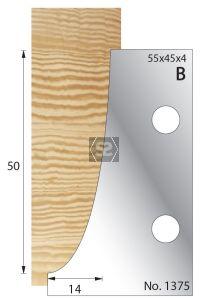 Whitehill 14mm Ogee Limiter 1375