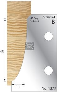 Whitehill 11mm Ogee Limiter 1377