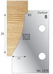 Whitehill 11mm Ogee Limiter 1379