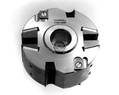 Whitehill Mould / Rebate Head D=125  B=55 d=30mm