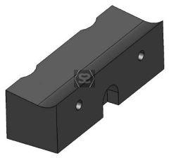 Whitehill Rebate Jaw For 40mm Vari Angle Head Spar