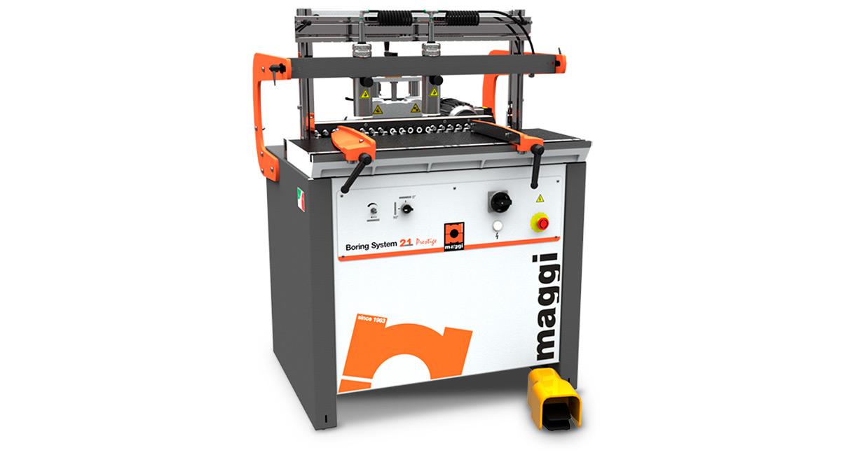 Spindle Boring Machine : Maggi bs spindle drilling machine scott sargeant uk