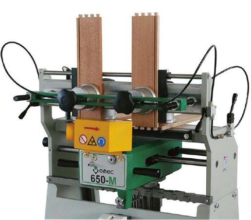 Omec 650 Manual Dovetail Machine | Scott+Sargeant UK