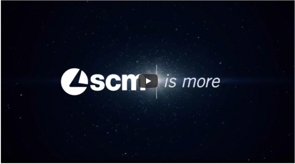 SCM Group refreshes it's range with new branding and color scheme