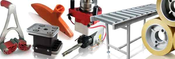 CNC Machine Spares