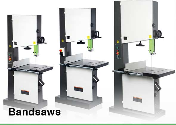 Bandsaws Saws