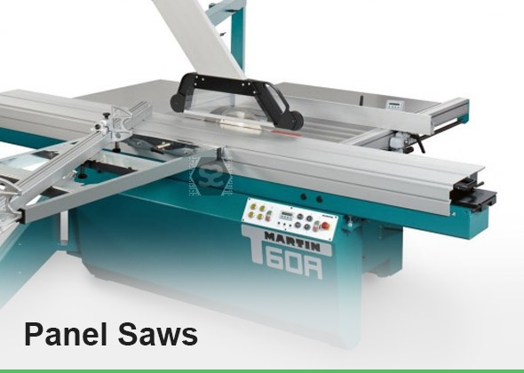 Industrial Sliding Table Panel Saws