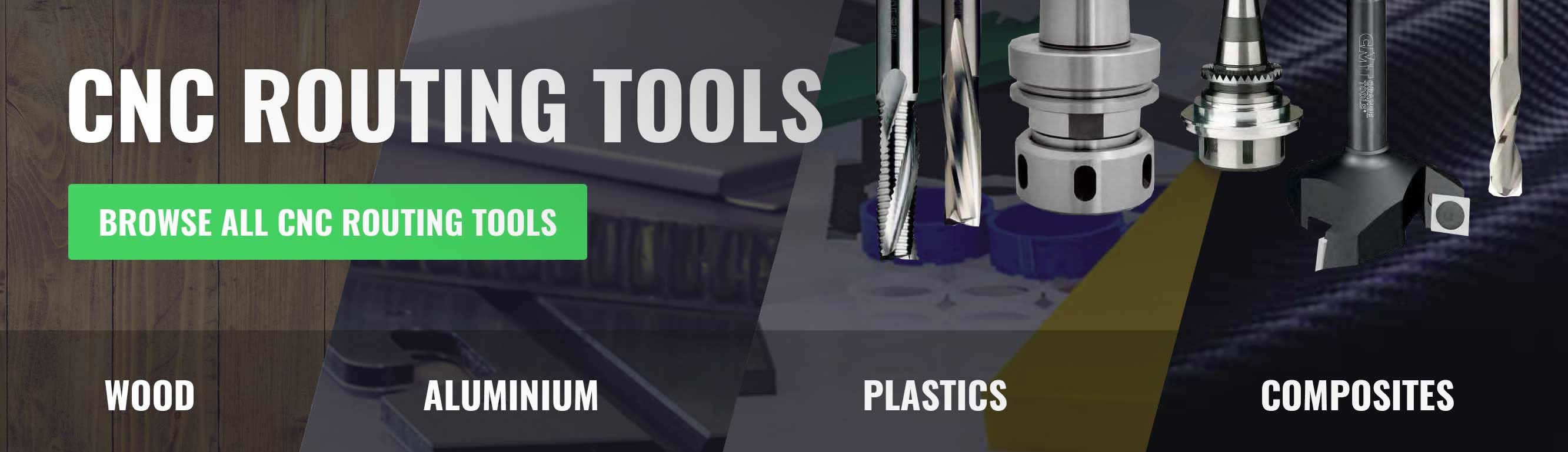 CNC Router Tools