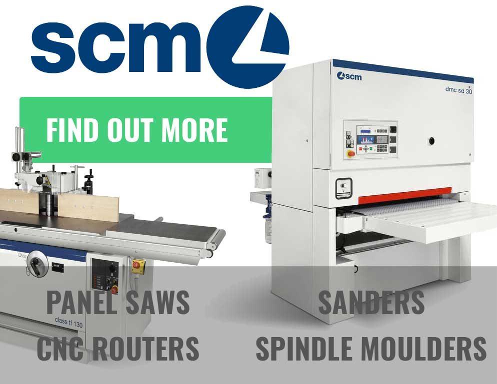 SCM CNC Machines