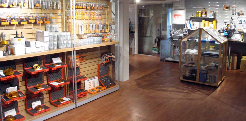 Spindle Moulder Tooling Showroom