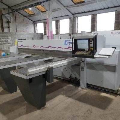 Tiger Tec CNC and Holzma Beamsaw Installed in Western-Super-Mare