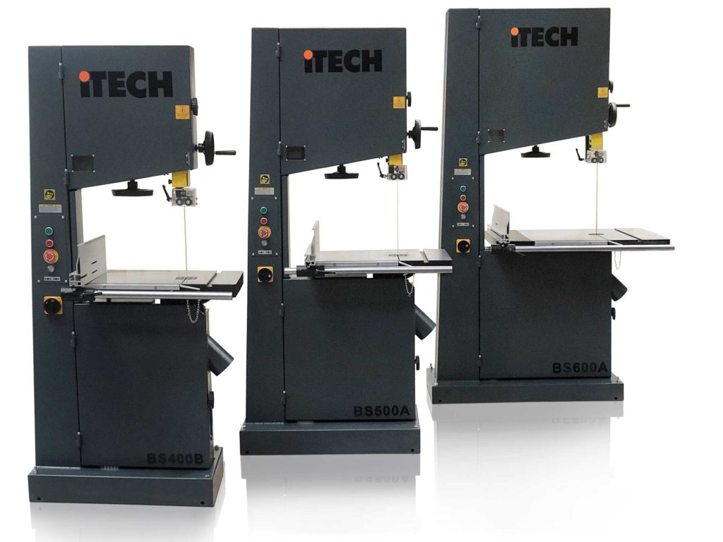New Bandsaw Range from iTECH